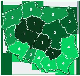 mzpack kątowniki tekturowe mapa przedstawicieli